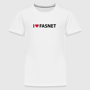 Fasnet - Teenager premium T-shirt