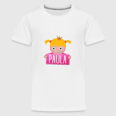 Little Princess Paula - T-shirt Premium Ado