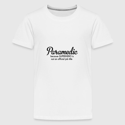 6061912 126162597 paramedicus - Teenager Premium T-shirt