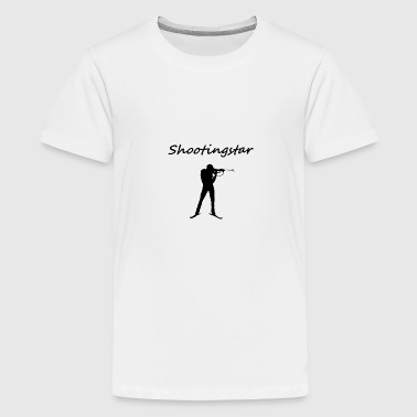 Shootingstar - Teenager Premium T-Shirt