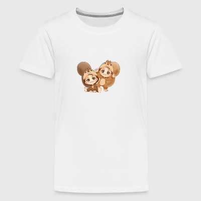The Twins MOSBIES Collection - T-shirt Premium Ado
