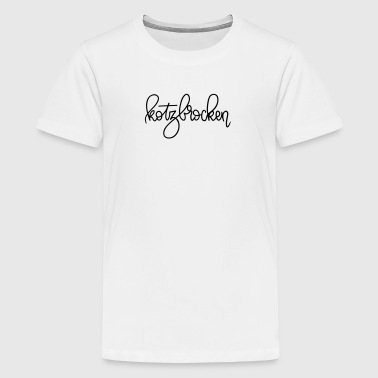Kotzbrocken - Teenager Premium T-Shirt