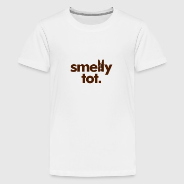 Smelly Tot - Teenage Premium T-Shirt