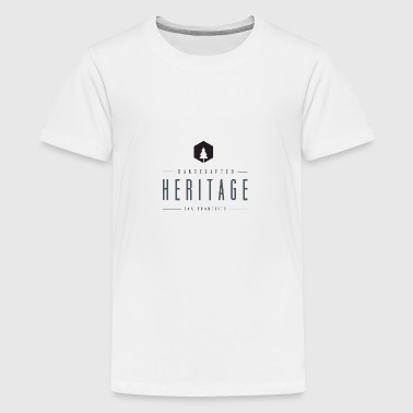 Heritage - Teenager Premium T-Shirt