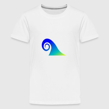 Tsunami - Teenager Premium T-Shirt