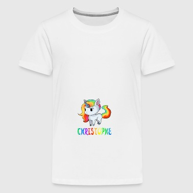 Christophe Einhorn - Teenager Premium T-Shirt