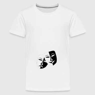 Drama - Teenage Premium T-Shirt
