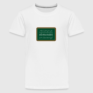 elemenope - Teenager Premium T-Shirt