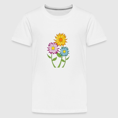 dahlia - Teenager Premium T-shirt