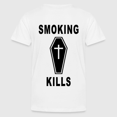 smoking kills - fumer tue - Teenage Premium T-Shirt