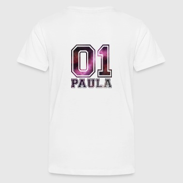 Paula name - Teenage Premium T-Shirt