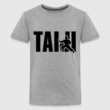 Taiji   - Teenager Premium T-Shirt