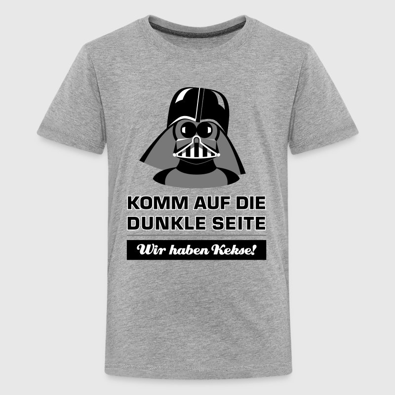 Darth Kiddo - Teenager Premium T-Shirt