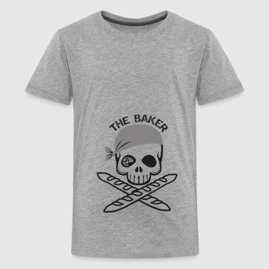 BAKER - Teenage Premium T-Shirt