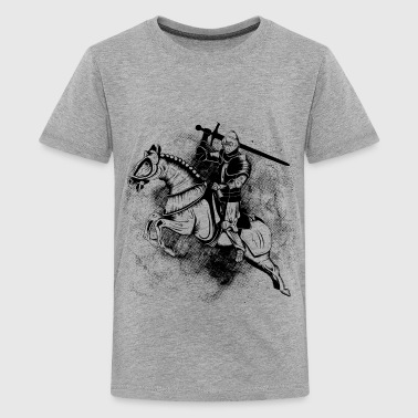 Knight - T-shirt Premium Ado