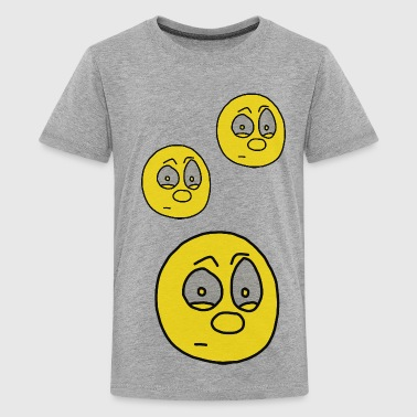 Emoticon - Teenager Premium T-Shirt
