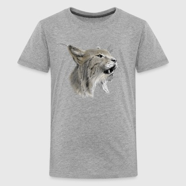 Lynx - Teenage Premium T-Shirt