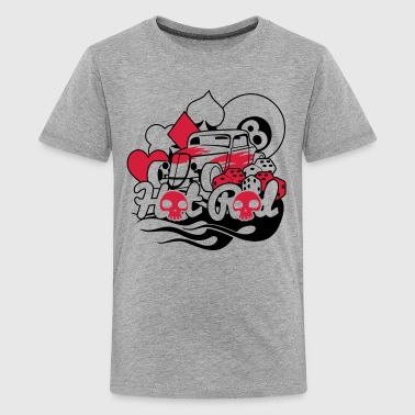 Rockabilly Rod - Teenager Premium T-shirt
