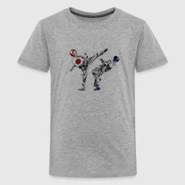 taekwondo - Teenage Premium T-Shirt