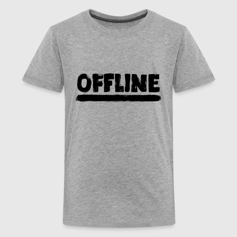 Offline - Teenager Premium T-Shirt