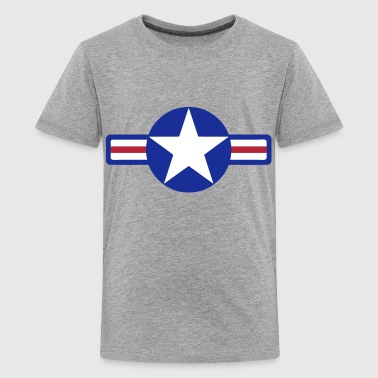 usa army - Teenage Premium T-Shirt