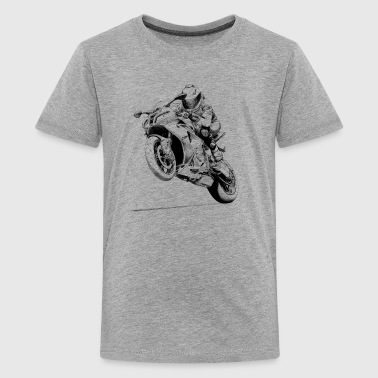 bike - T-shirt Premium Ado