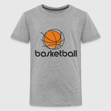 basketballbendengcfcjg - Teenager Premium T-Shirt