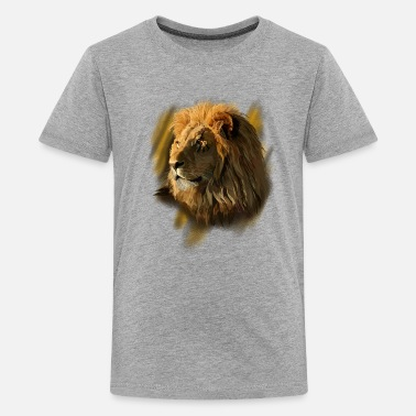 Leeuw Lion - Teenager Premium T-shirt