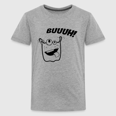 buuuh monster süß - Teenager Premium T-Shirt