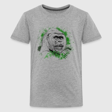 Gorilla - Teenage Premium T-Shirt