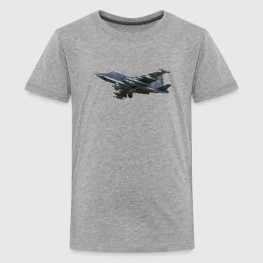 Sukhoi Su-25 - Teenage Premium T-Shirt