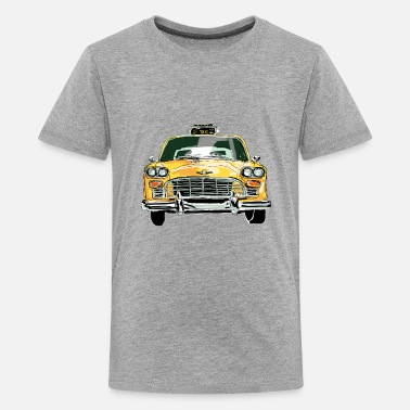 Taxi Taxi - Teenager Premium T-Shirt