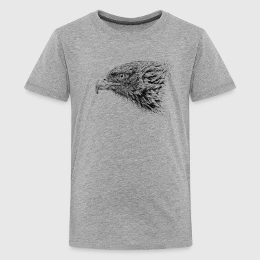 Eagle - Teenage Premium T-Shirt