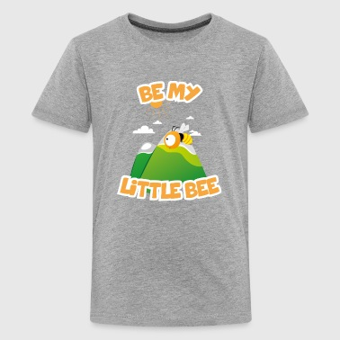 Be my little bee - Teenager Premium T-Shirt