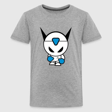 Basby X Aggro,tech,nerd - Teenager Premium T-Shirt