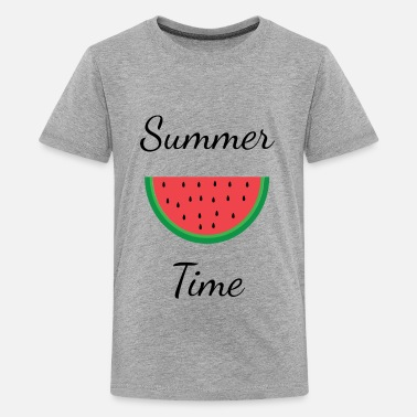 Sommerzeit Sommerzeit - Teenager Premium T-Shirt