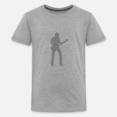 Bassist Bassist - Teenager Premium T-Shirt