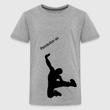 street dancer - T-shirt Premium Ado