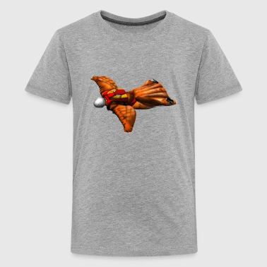 wingsuit - Teenage Premium T-Shirt