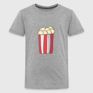 pop-corn - T-shirt Premium Ado