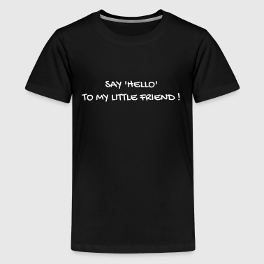 Cinema - Quotes - Film - Citations - Zitat - Humor - Teenage Premium T-Shirt