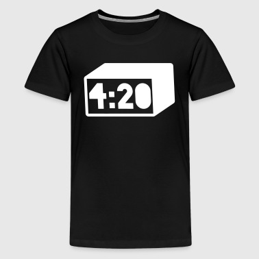 4:20 - Teenager Premium T-Shirt