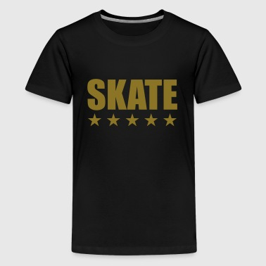 Skate - Teenager Premium T-shirt