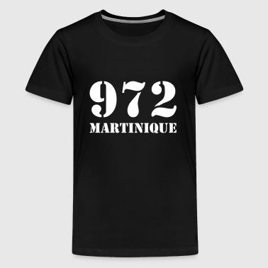 972 Martinique - Teenager Premium T-Shirt