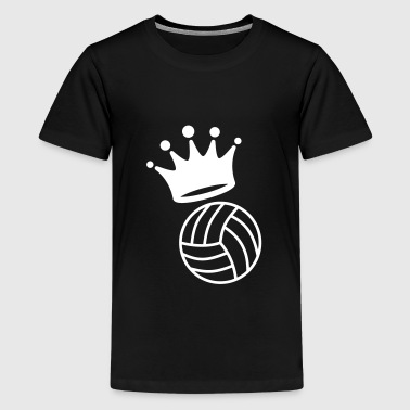 Volleyball - Volley Ball - Volley-Ball - Sport - Camiseta premium adolescente