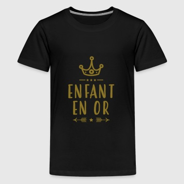 Teenager / Jugendliche / Jugendlicher / Kind - Teenager Premium T-Shirt
