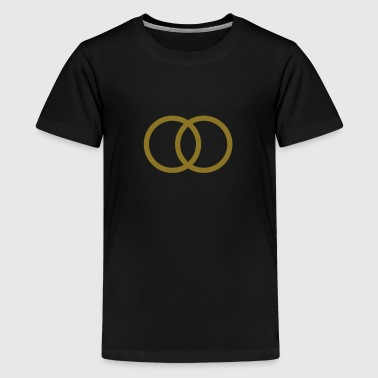 Ringe - Teenager Premium T-Shirt