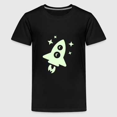 Raket - Teenager Premium T-shirt