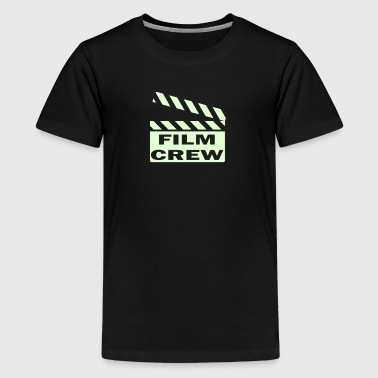Film Crew - Teenage Premium T-Shirt