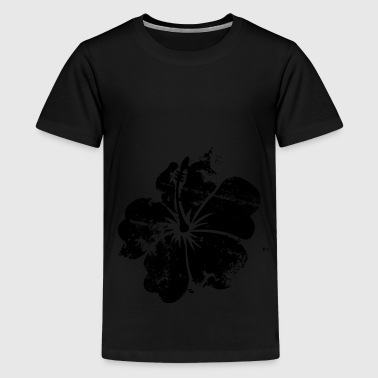 Blume - Hawaii - Vintage - Teenager Premium T-Shirt